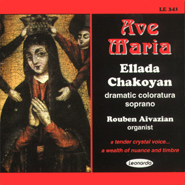 Ave Maria CD cover