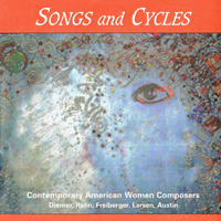 CD Cover, Songs and Cycles